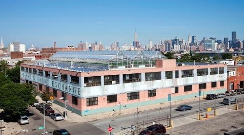 Gotham Greens, Location: New York City