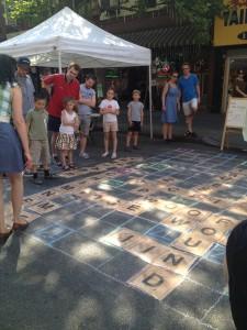 Street Scrabble