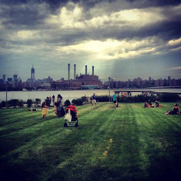 WNYC Transmitter Park Greenpoint Brooklyn