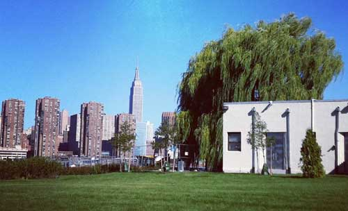 WNYC Transmitter Park Greenpoint Brooklyn