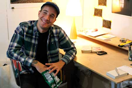 Greenpoint Artist Chris Mottalini
