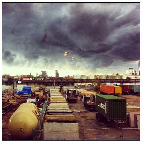 Greenpoint Storm Brooklyn