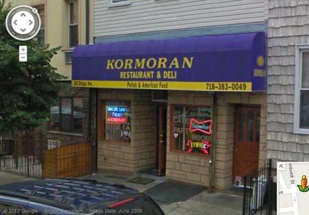 kormoran polish restaurant greenpoint