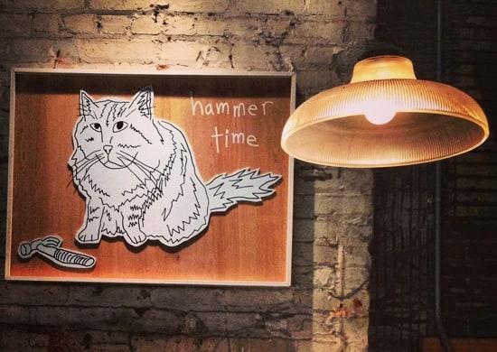 OMG Webcats - Brouwerij Lane