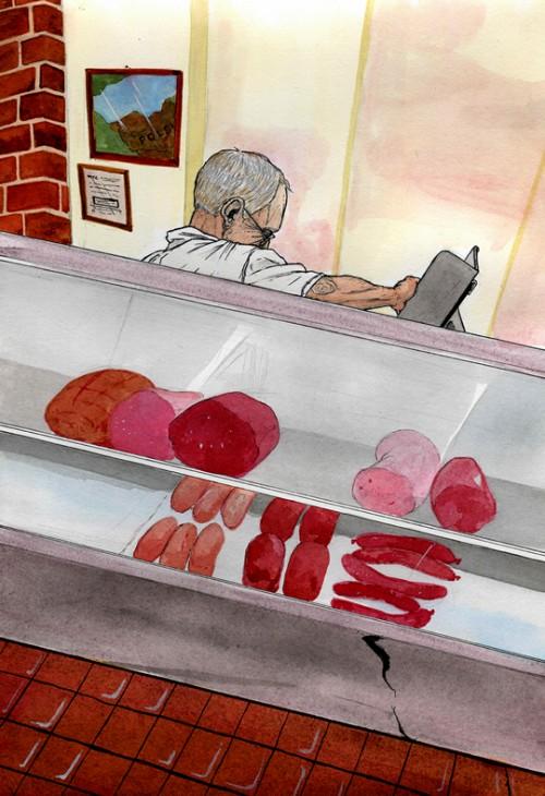 Sikorski Meat Market