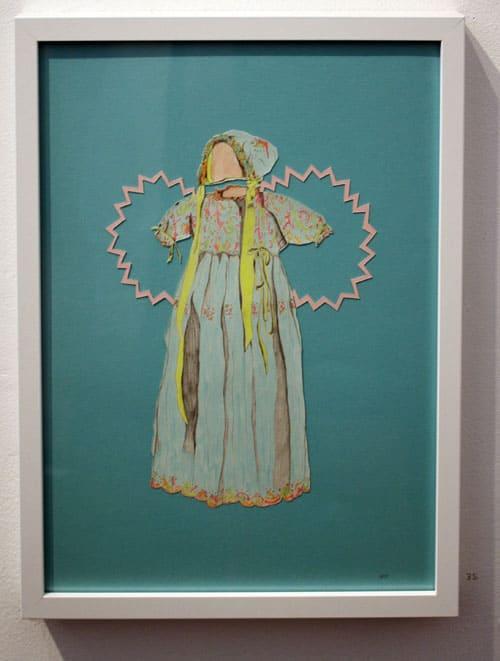 Babtism Suit, Gabrielle Muller