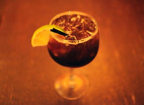 columbia coffee cocktail