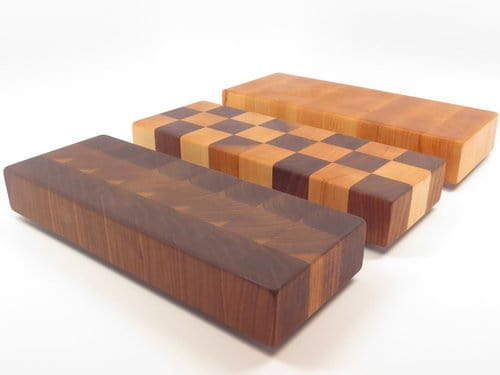 brooklyn handmade wood cutting board
