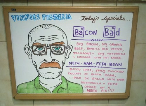 Bacon Bad Special Board - GreenpointersGreenpointers