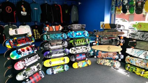 Grindpoint: Greenpoint's New Skateboard Shop