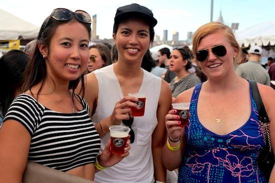 Brooklyn_Brewery_Taste_Williamsburg_Greenpoint_Rosie_de_Belgeonne