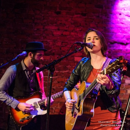 Megan Talay at Rockwood Stage 1 Feb 2015