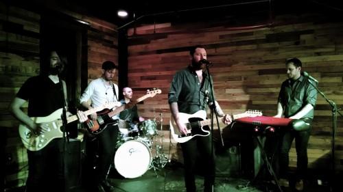 Sim Ross & The Redemption Pine Box Rock Shop
