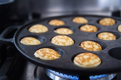 poffees mini dutch pankcakes
