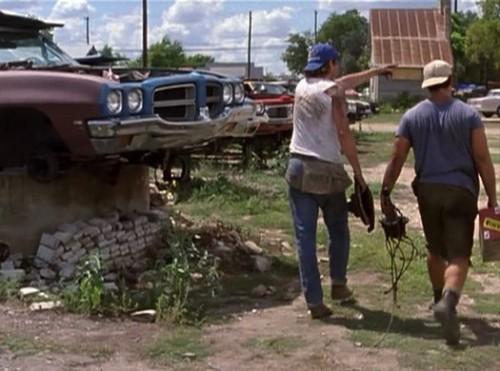 Actual junkyard (from the movie Slacker)