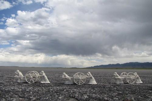 """Ancestors Under Wyoming Skies,"" from Farmer's video, ""Onward"" c/o Rachael Farmer"
