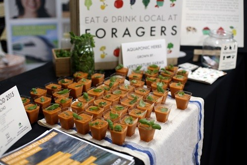 Future of Food Expo Foragers Booth Gazpacho Sample Cred - AngelaDatre-6 500