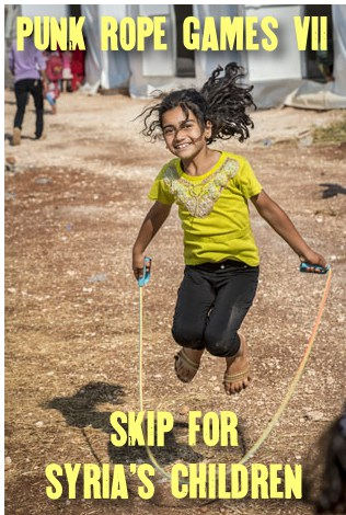 skip for Syria's children