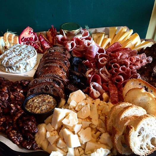 Thanksgiving Meat and Cheese Plate by Greenpoint Meat & Cheese (192 Driggs Ave)