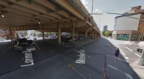 Certain peril awaits. Photo: Google Maps