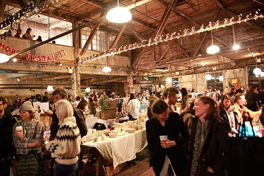 Greenpointers Holiday Market 2015