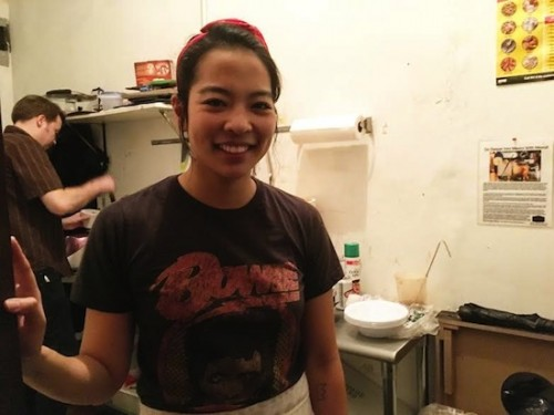 Irene Yoo of Yooeating?! Korean Food Popup