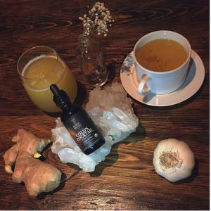 Cold's Cocktail ingredients, via Botica Instagram