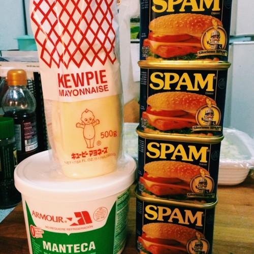 SPAM + SPAM + SPAM + SPAM = SSSSPAM!