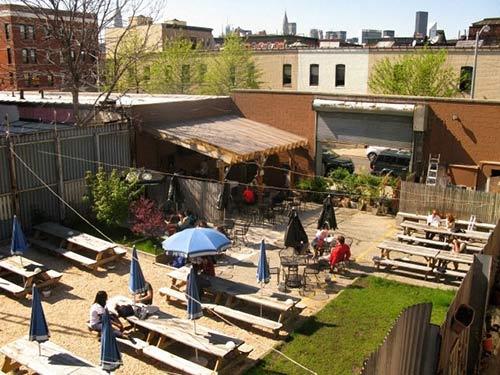 t.b.d. beer garden