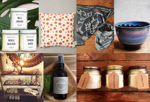Home Decor Vendors - Spring Market 2016