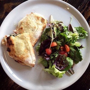 Sottocasa's panini lunch special