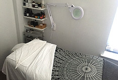 Treatment room at The Karcher