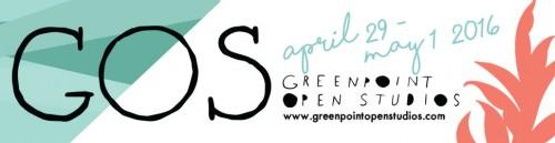 Greenpoint Open Studios 2016