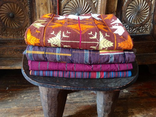 Collected Textiles by Brenda Colling