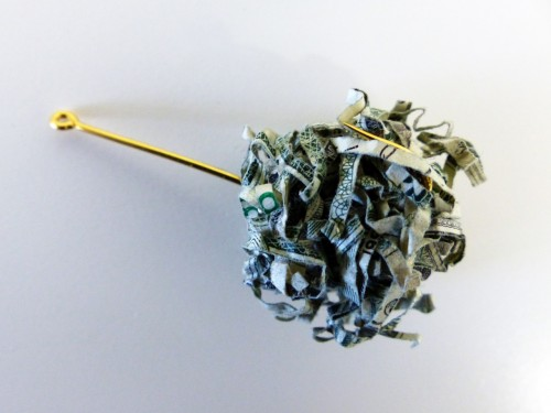 "Whitney Lynn, ""Lure no. 011,"" at Auxiliary Projects"