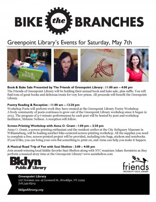 Bike the Branches 2016