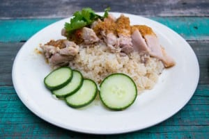 Grandma's Chicken Over Rice