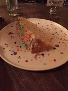 Mile High Funfetti Cake