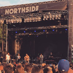 Connor Oberst at Northside Festival 2016