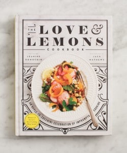 Love & Lemons Cookbook; image from www.loveandlemons.com
