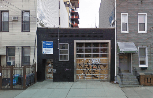 138 N. 8th Street, April 2009 via Google