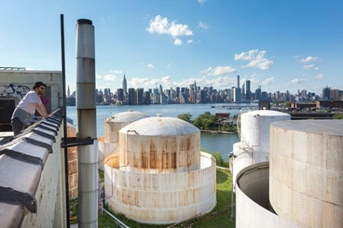 Bushwick Inlet Park Oil Tanks and Storage Facility to Be Demolished