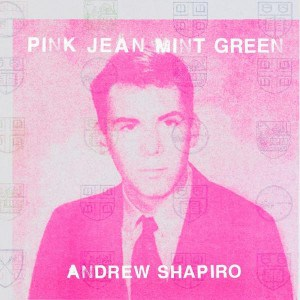 Pink Jean Mint Green album cover