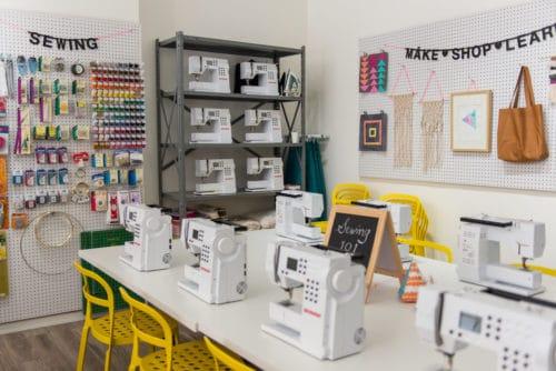 Brooklyn Craft Co. Photo: Patty Scull