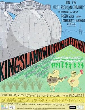 kingslandwildflowers_poster300pxpx