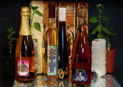 Enlightenment Wines selections.