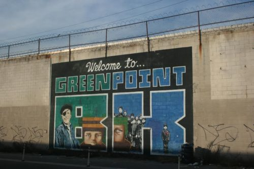 greenpoint walking tour