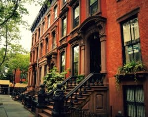 brownstones