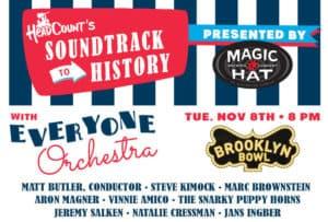 Brooklyn Bowl Election 2016