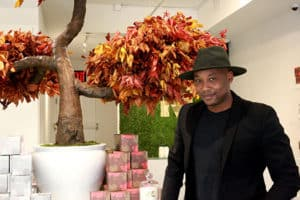 Founder Chris Foster in M Boutique
